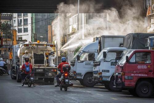 冠状病毒病马来西亚行动管制令